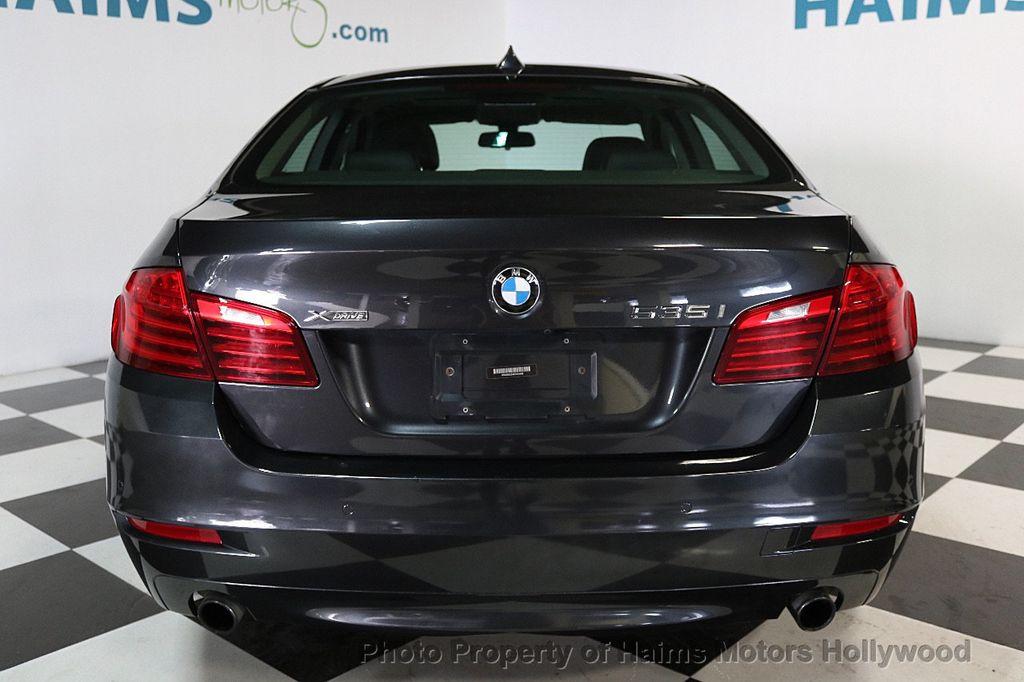 2014 BMW 5 Series 535i xDrive - 17522278 - 5