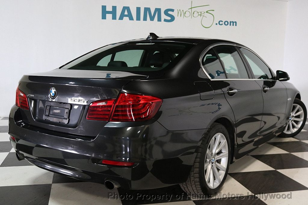2014 BMW 5 Series 535i xDrive - 17522278 - 6