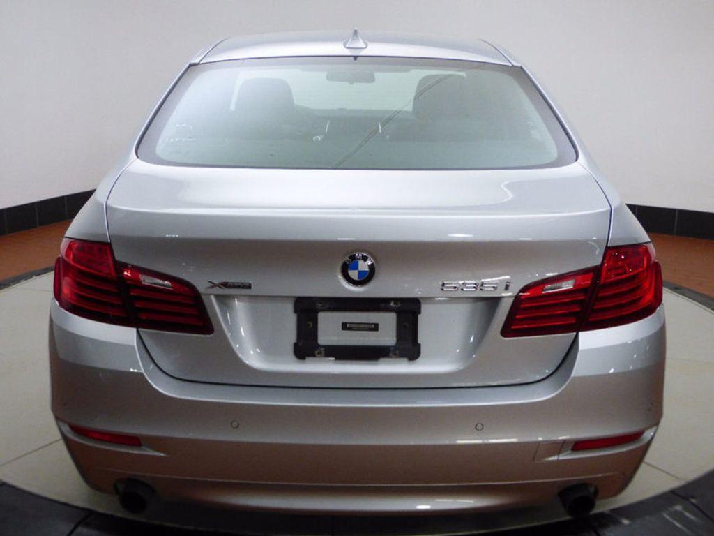 2014 BMW 5 Series 535i xDrive - 16510074 - 4