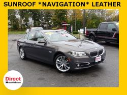 2014 BMW 5 Series - WBA5B3C58ED534031