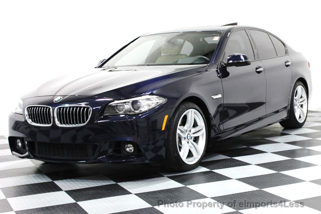 2014 BMW 5 Series BMW 535i M SPORT SEDAN Driver Assist NAVIGATION - 16088568 - 0