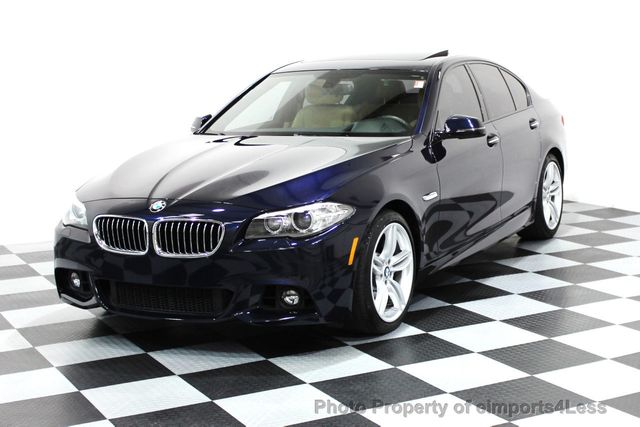 2014 BMW 5 Series BMW 535i M SPORT SEDAN Driver Assist NAVIGATION - 16088568 - 29