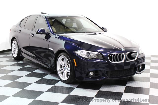 2014 BMW 5 Series BMW 535i M SPORT SEDAN Driver Assist NAVIGATION - 16088568 - 30