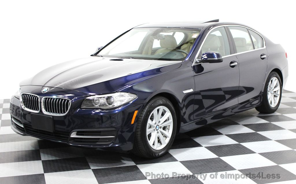 2014 BMW 5 Series CERTIFIED 528i xDRIVE AWD CAMERA NAVIGATION - 16238012 - 0