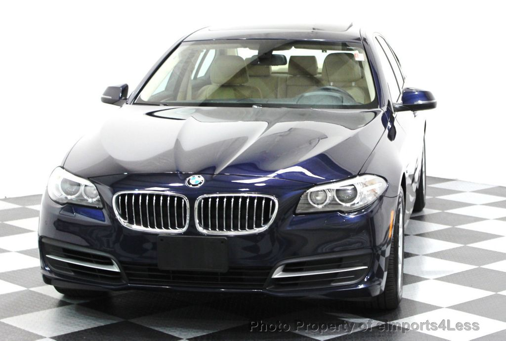 2014 BMW 5 Series CERTIFIED 528i xDRIVE AWD CAMERA NAVIGATION - 16238012 - 13