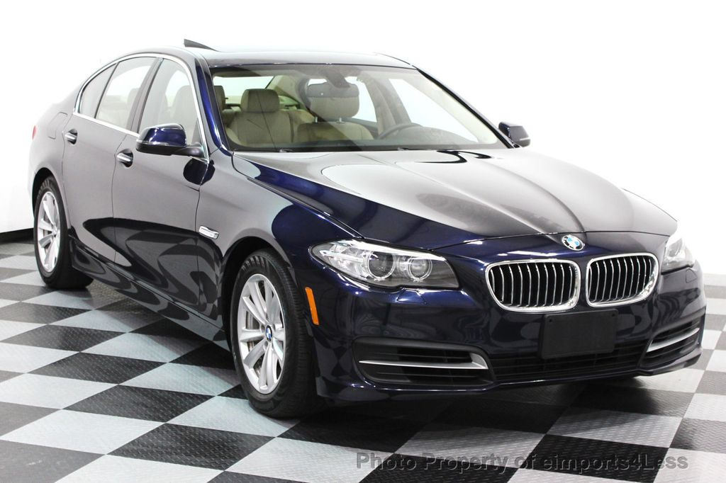 2014 BMW 5 Series CERTIFIED 528i xDRIVE AWD CAMERA NAVIGATION - 16238012 - 14