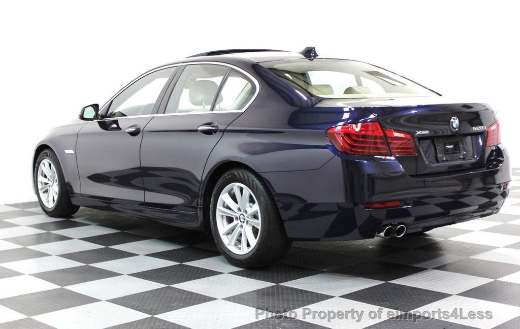 2014 BMW 5 Series CERTIFIED 528i xDRIVE AWD CAMERA NAVIGATION - 16238012 - 16