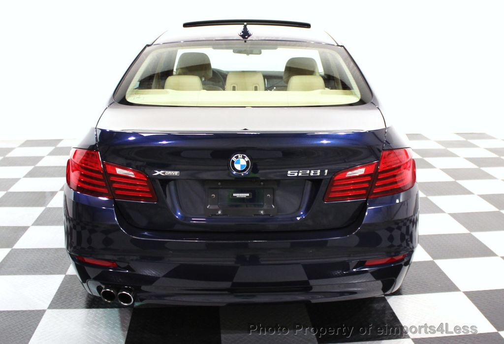 2014 BMW 5 Series CERTIFIED 528i xDRIVE AWD CAMERA NAVIGATION - 16238012 - 18