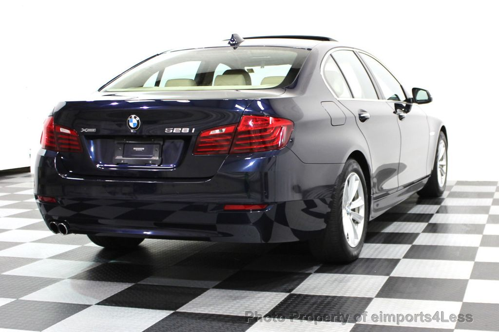 2014 BMW 5 Series CERTIFIED 528i xDRIVE AWD CAMERA NAVIGATION - 16238012 - 20