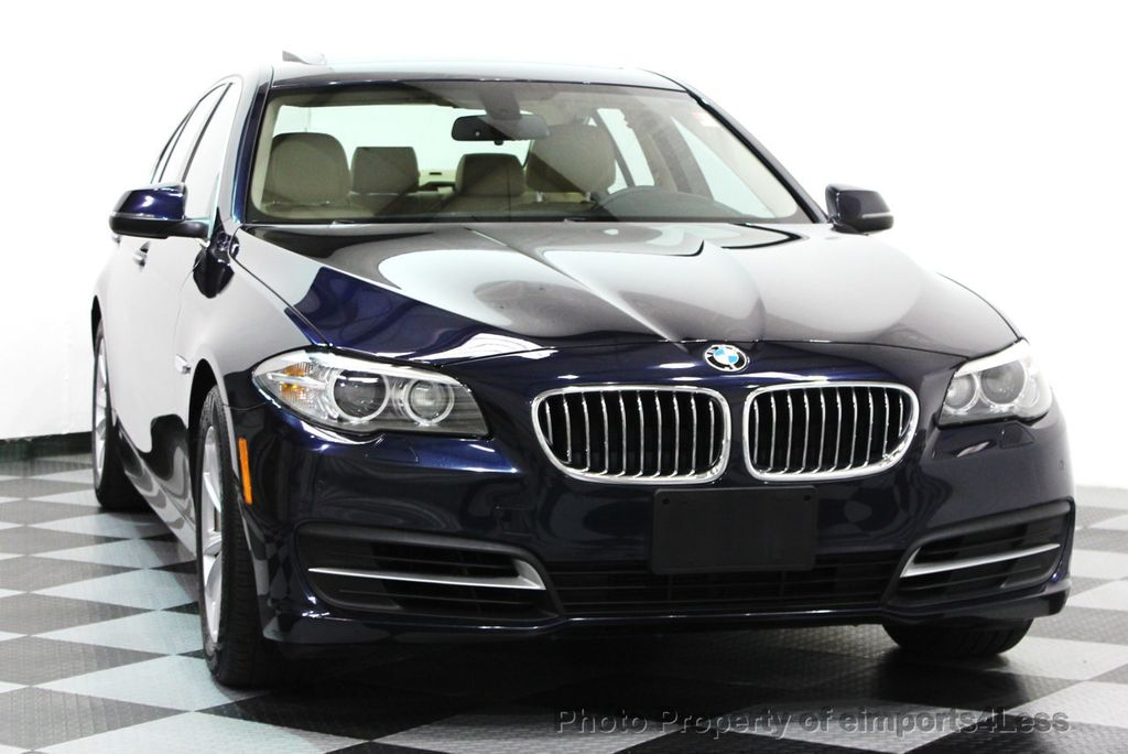 2014 BMW 5 Series CERTIFIED 528i xDRIVE AWD CAMERA NAVIGATION - 16238012 - 23