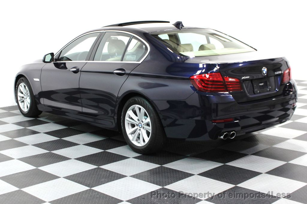 2014 BMW 5 Series CERTIFIED 528i xDRIVE AWD CAMERA NAVIGATION - 16238012 - 2