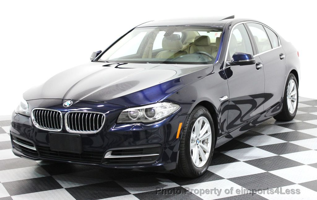2014 BMW 5 Series CERTIFIED 528i xDRIVE AWD CAMERA NAVIGATION - 16238012 - 51