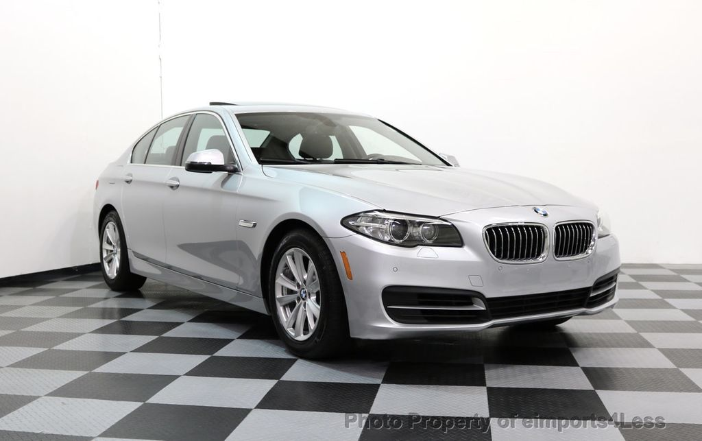 2014 BMW 5 Series CERTIFIED 528i xDRIVE AWD CAMERA NAVIGATION - 16973756 - 14