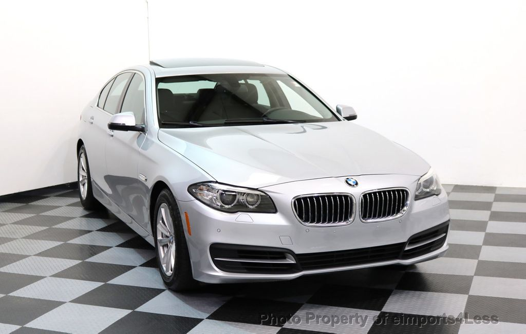 2014 BMW 5 Series CERTIFIED 528i xDRIVE AWD CAMERA NAVIGATION - 16973756 - 1