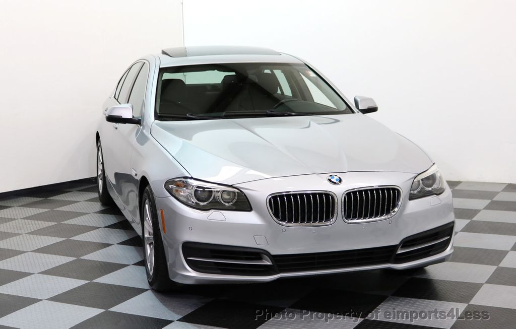 2014 BMW 5 Series CERTIFIED 528i xDRIVE AWD CAMERA NAVIGATION - 16973756 - 29