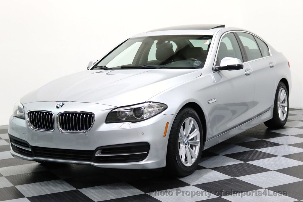 2014 BMW 5 Series CERTIFIED 528i xDRIVE AWD CAMERA NAVIGATION - 16973756 - 46