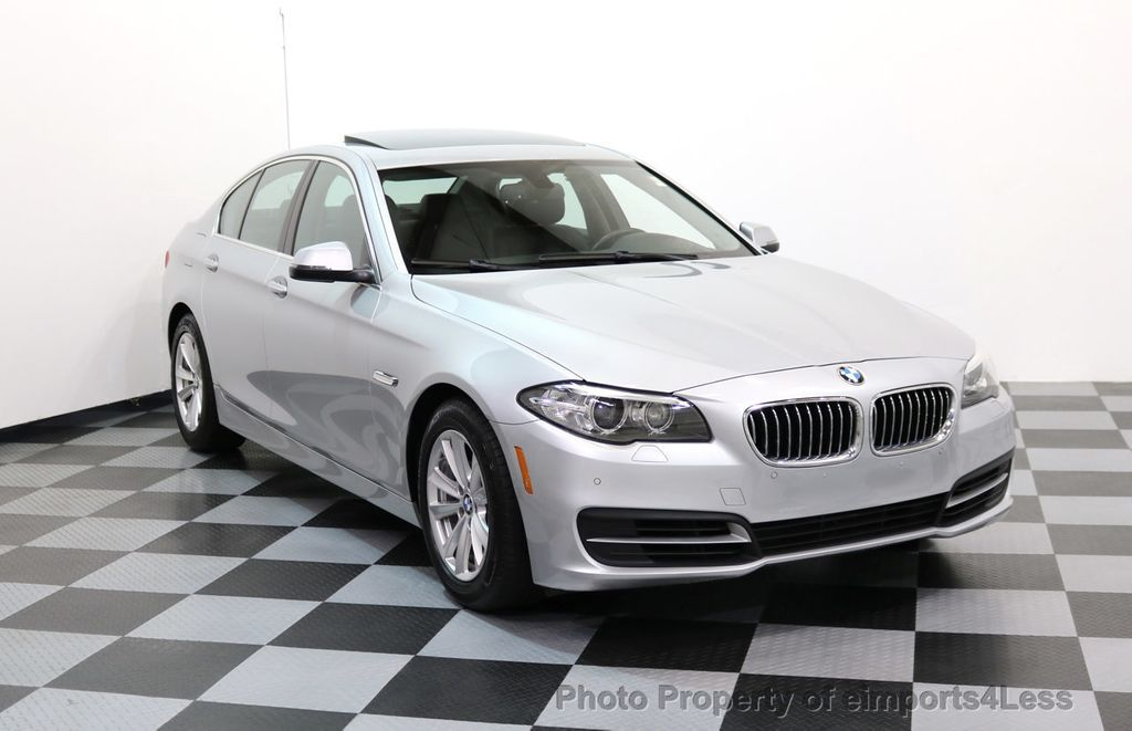 2014 BMW 5 Series CERTIFIED 528i xDRIVE AWD CAMERA NAVIGATION - 16973756 - 47