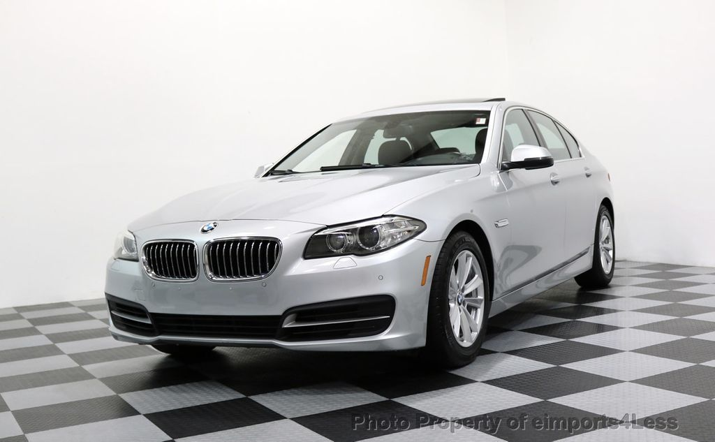 2014 BMW 5 Series CERTIFIED 528i xDRIVE AWD CAMERA NAVIGATION - 16973756 - 50