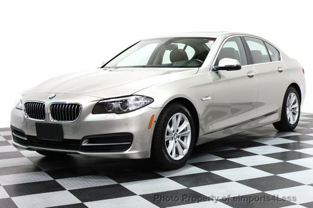 2014 BMW 5 Series CERTIFIED 528i xDRIVE AWD DRIVER ASSIST / NAVIGATION - 16112270 - 0