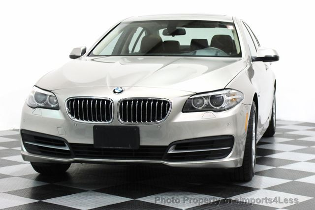 2014 BMW 5 Series CERTIFIED 528i xDRIVE AWD DRIVER ASSIST / NAVIGATION - 16112270 - 12