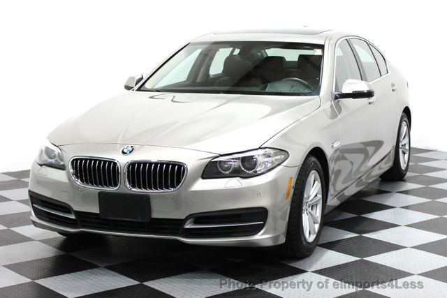 2014 BMW 5 Series CERTIFIED 528i xDRIVE AWD DRIVER ASSIST / NAVIGATION - 16112270 - 13