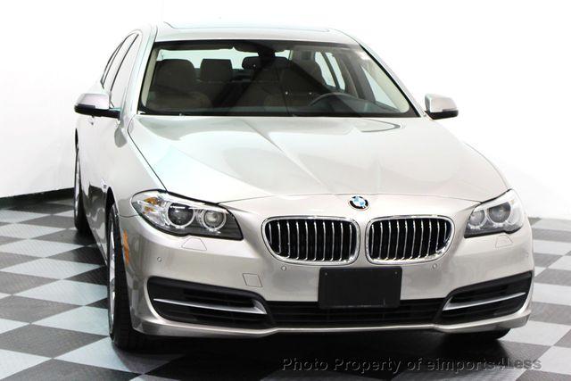 2014 BMW 5 Series CERTIFIED 528i xDRIVE AWD DRIVER ASSIST / NAVIGATION - 16112270 - 14