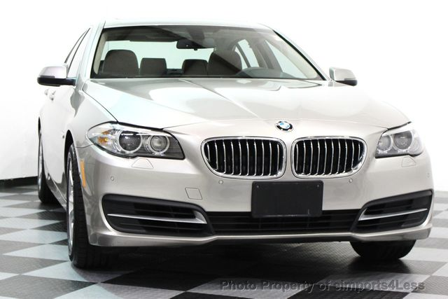 2014 BMW 5 Series CERTIFIED 528i xDRIVE AWD DRIVER ASSIST / NAVIGATION - 16112270 - 15