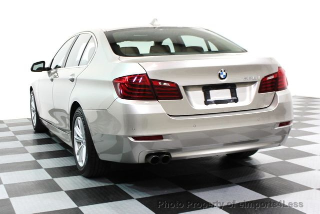 2014 BMW 5 Series CERTIFIED 528i xDRIVE AWD DRIVER ASSIST / NAVIGATION - 16112270 - 16
