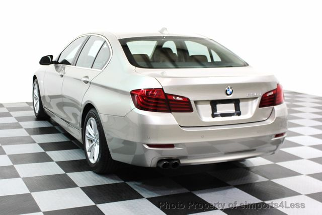 2014 BMW 5 Series CERTIFIED 528i xDRIVE AWD DRIVER ASSIST / NAVIGATION - 16112270 - 17