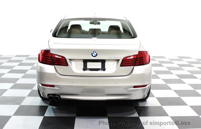 2014 BMW 5 Series CERTIFIED 528i xDRIVE AWD DRIVER ASSIST / NAVIGATION - 16112270 - 18