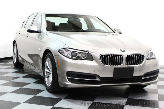 2014 BMW 5 Series CERTIFIED 528i xDRIVE AWD DRIVER ASSIST / NAVIGATION - 16112270 - 1