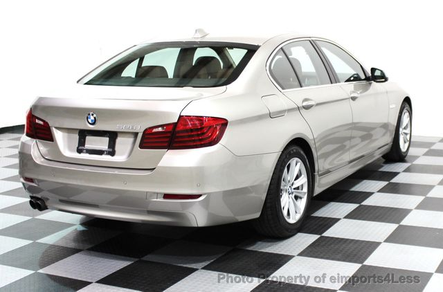 2014 BMW 5 Series CERTIFIED 528i xDRIVE AWD DRIVER ASSIST / NAVIGATION - 16112270 - 19