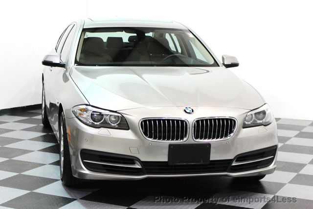 2014 BMW 5 Series CERTIFIED 528i xDRIVE AWD DRIVER ASSIST / NAVIGATION - 16112270 - 23