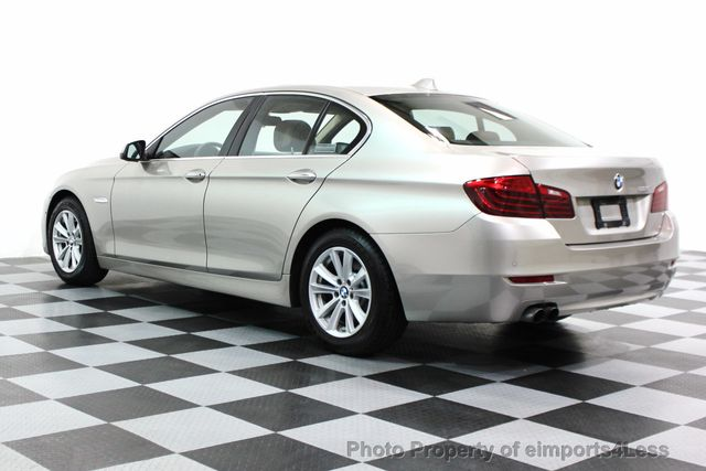 2014 BMW 5 Series CERTIFIED 528i xDRIVE AWD DRIVER ASSIST / NAVIGATION - 16112270 - 24