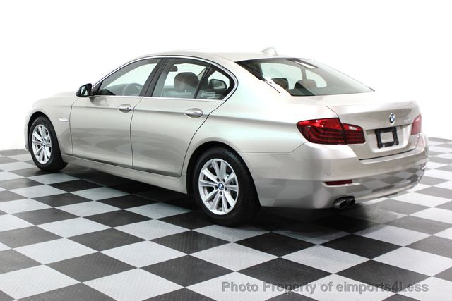 2014 BMW 5 Series CERTIFIED 528i xDRIVE AWD DRIVER ASSIST / NAVIGATION - 16112270 - 2