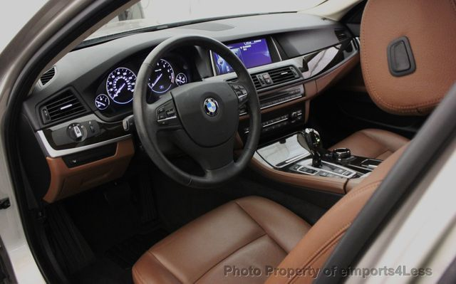 2014 BMW 5 Series CERTIFIED 528i xDRIVE AWD DRIVER ASSIST / NAVIGATION - 16112270 - 33