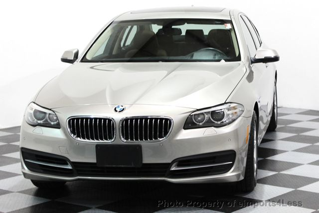 2014 BMW 5 Series CERTIFIED 528i xDRIVE AWD DRIVER ASSIST / NAVIGATION - 16112270 - 46
