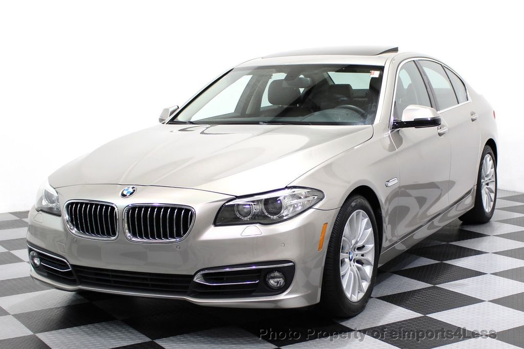 2014 BMW 5 Series CERTIFIED 528i xDRIVE Luxury Line AWD CAMERA NAVI - 16774897 - 0