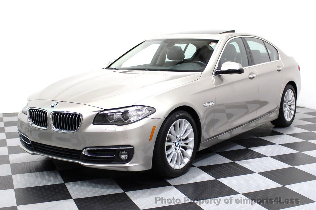 2014 BMW 5 Series CERTIFIED 528i xDRIVE Luxury Line AWD CAMERA NAVI - 16774897 - 16