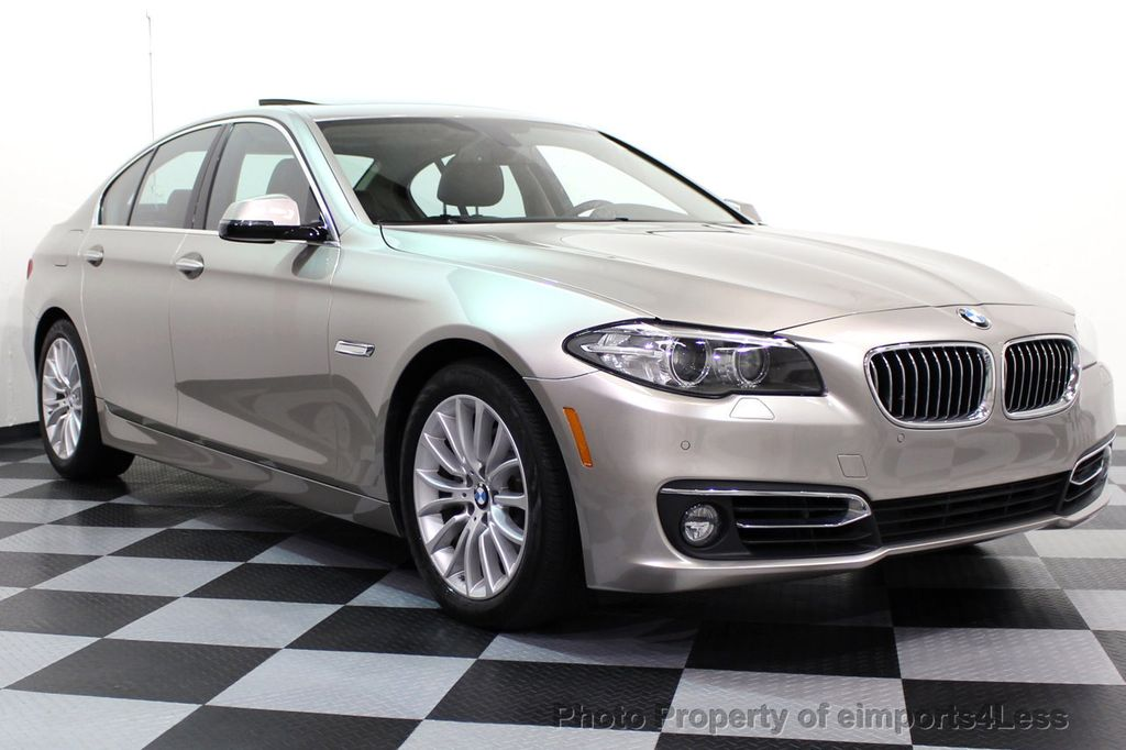 2014 BMW 5 Series CERTIFIED 528i xDRIVE Luxury Line AWD CAMERA NAVI - 16774897 - 17