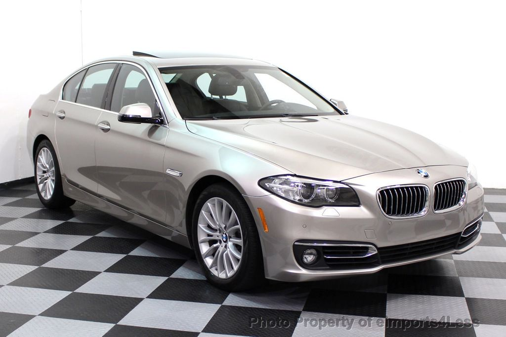 2014 BMW 5 Series CERTIFIED 528i xDRIVE Luxury Line AWD CAMERA NAVI - 16774897 - 1