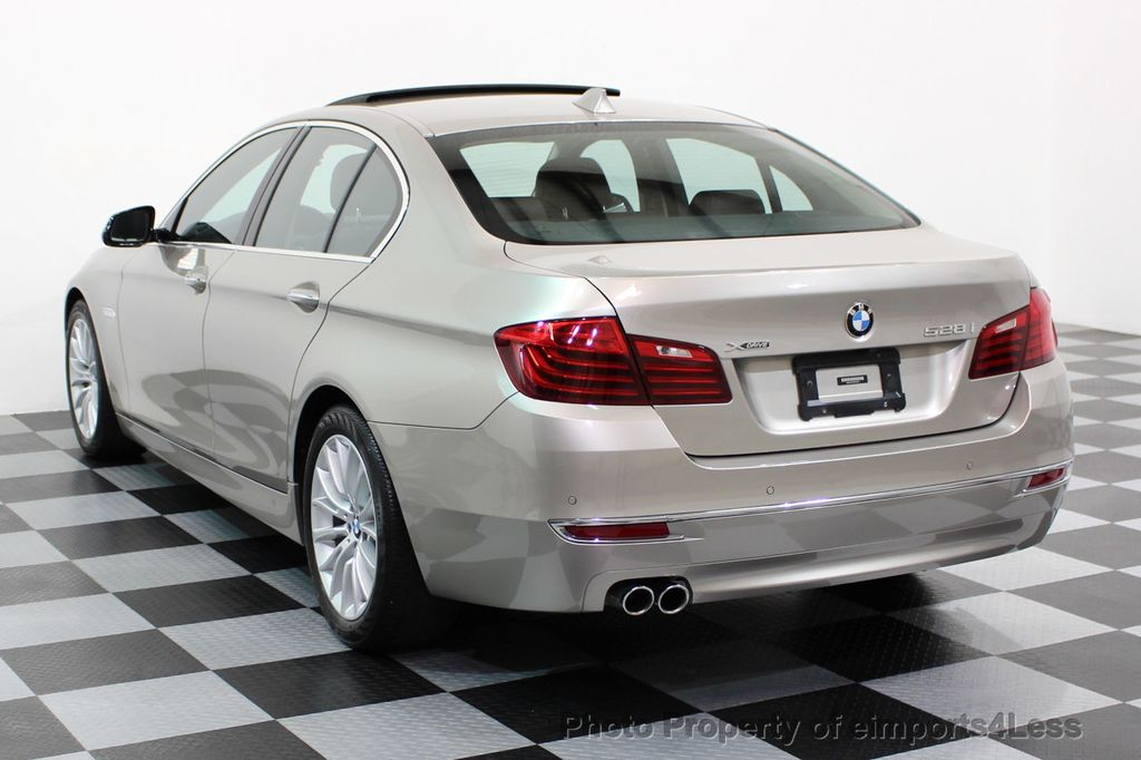 2014 BMW 5 Series CERTIFIED 528i xDRIVE Luxury Line AWD CAMERA NAVI - 16774897 - 2