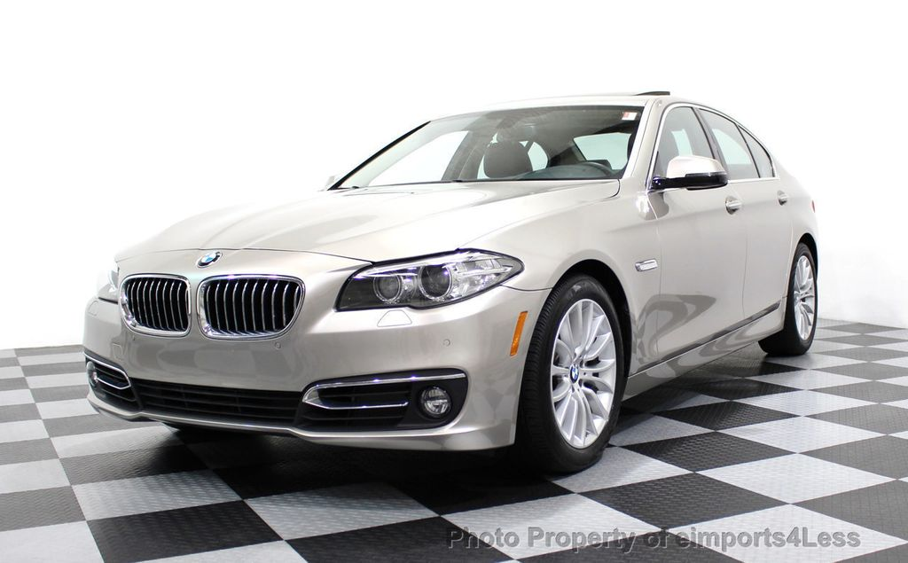 2014 BMW 5 Series CERTIFIED 528i xDRIVE Luxury Line AWD CAMERA NAVI - 16774897 - 5