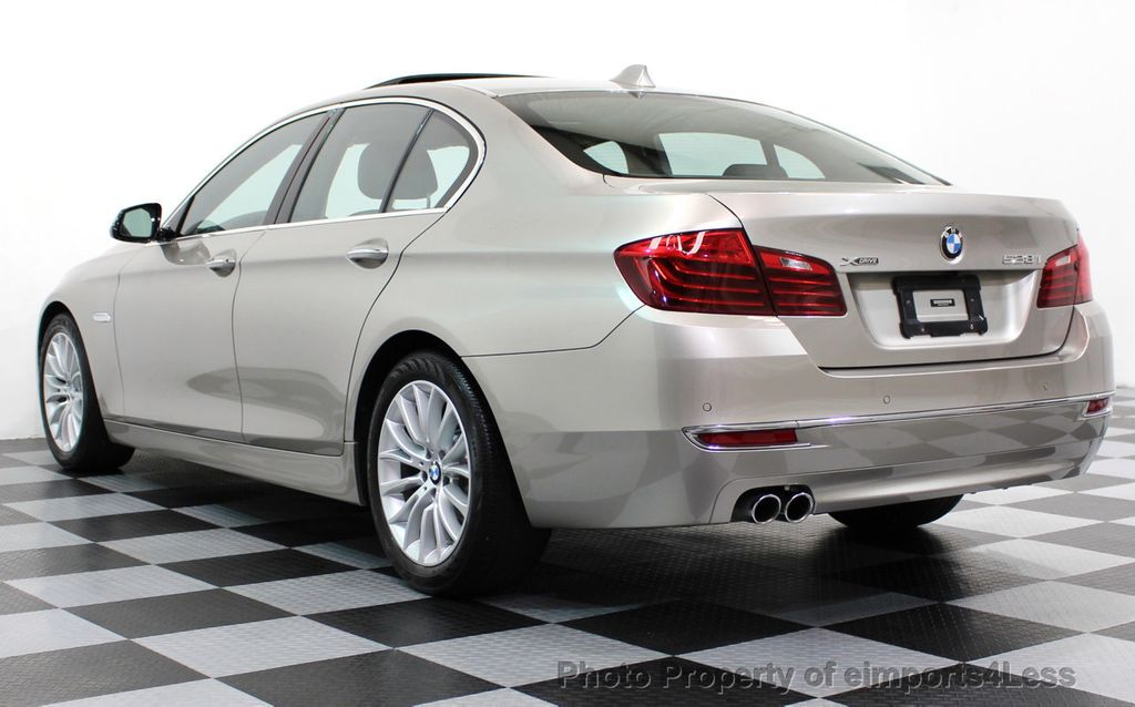 2014 BMW 5 Series CERTIFIED 528i xDRIVE Luxury Line AWD CAMERA NAVI - 16774897 - 7
