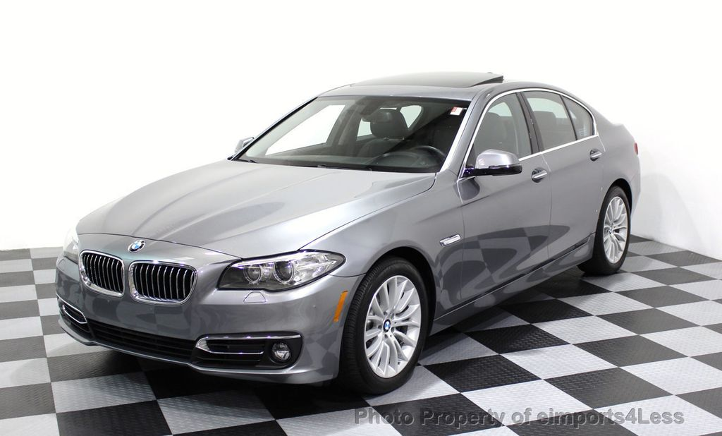 2014 BMW 5 Series CERTIFIED 528i xDRIVE Luxury Line AWD CAMERA NAVIGATION - 16816481 - 0