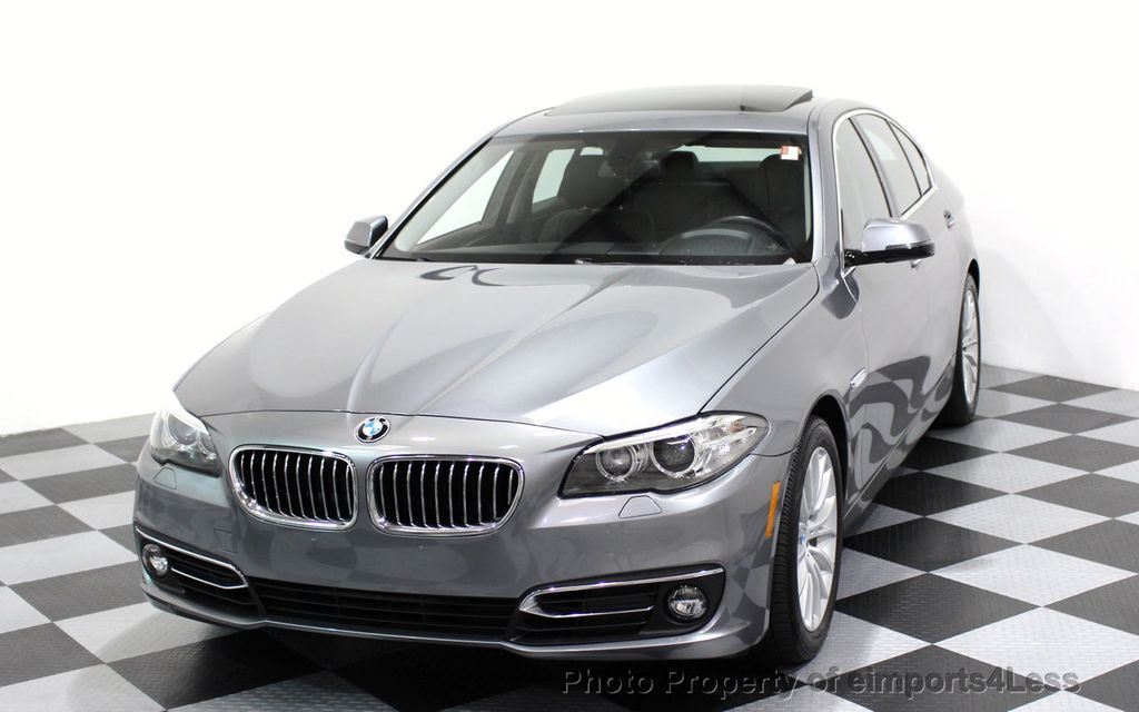 2014 BMW 5 Series CERTIFIED 528i xDRIVE Luxury Line AWD CAMERA NAVIGATION - 16816481 - 13