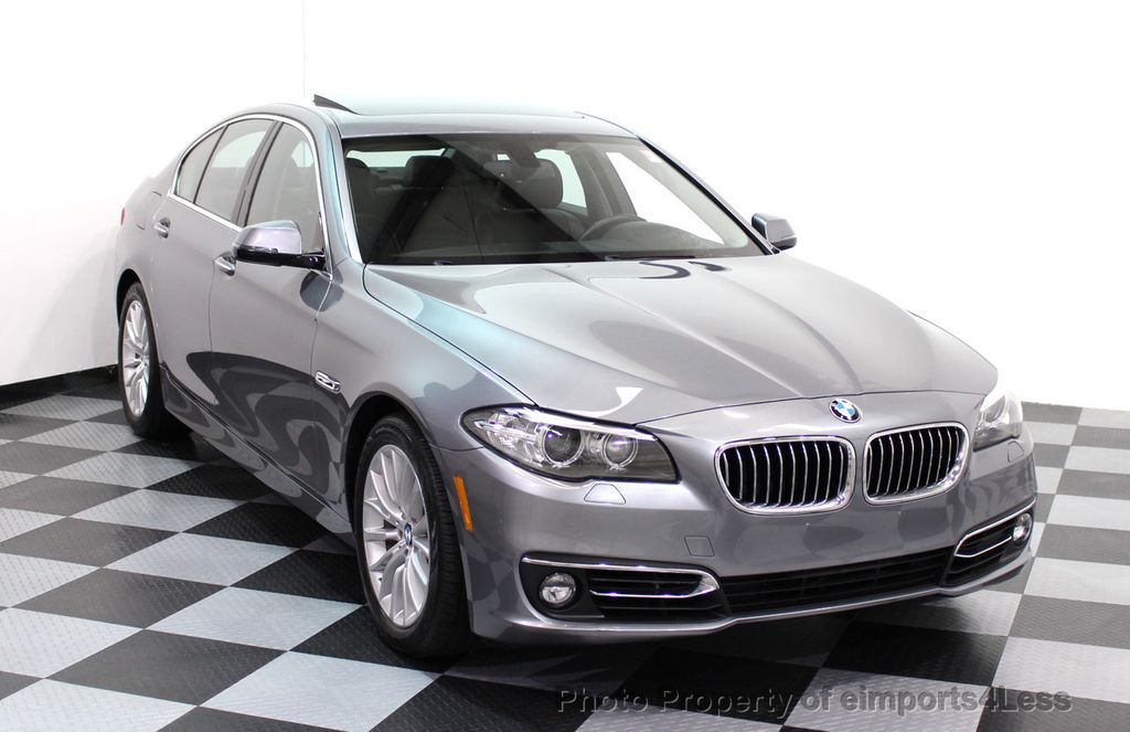 2014 BMW 5 Series CERTIFIED 528i xDRIVE Luxury Line AWD CAMERA NAVIGATION - 16816481 - 14