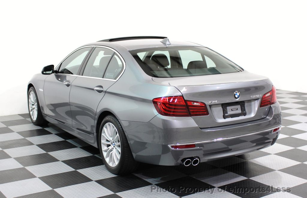 2014 BMW 5 Series CERTIFIED 528i xDRIVE Luxury Line AWD CAMERA NAVIGATION - 16816481 - 15
