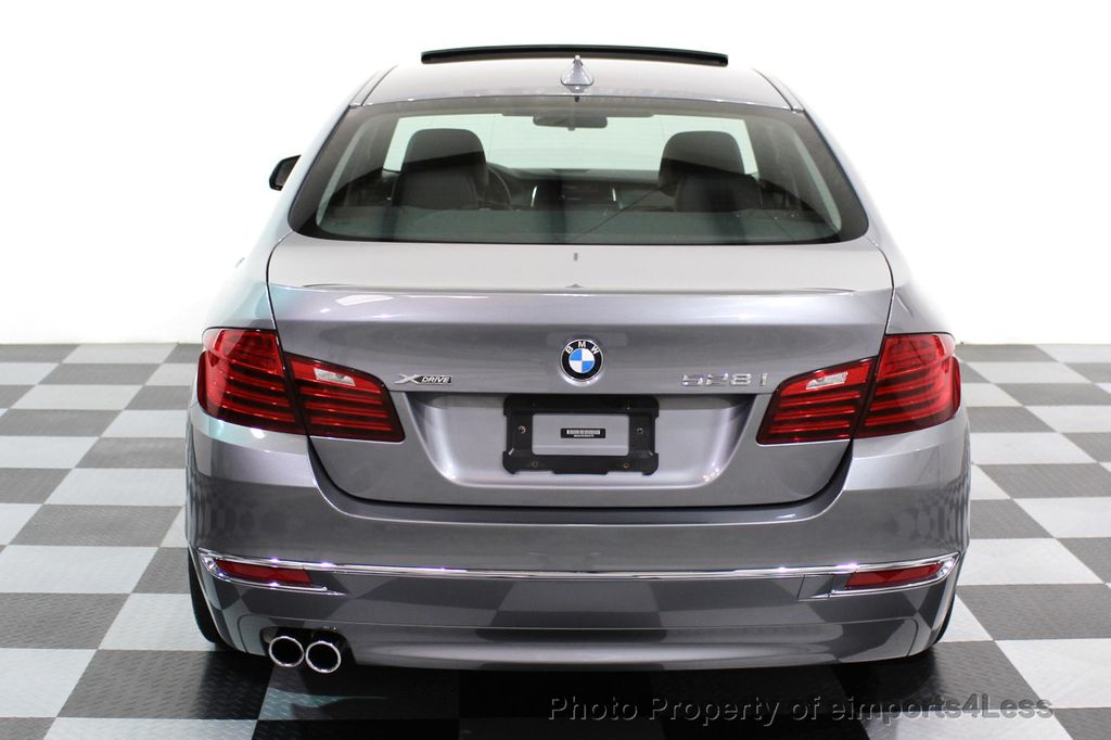 2014 BMW 5 Series CERTIFIED 528i xDRIVE Luxury Line AWD CAMERA NAVIGATION - 16816481 - 16