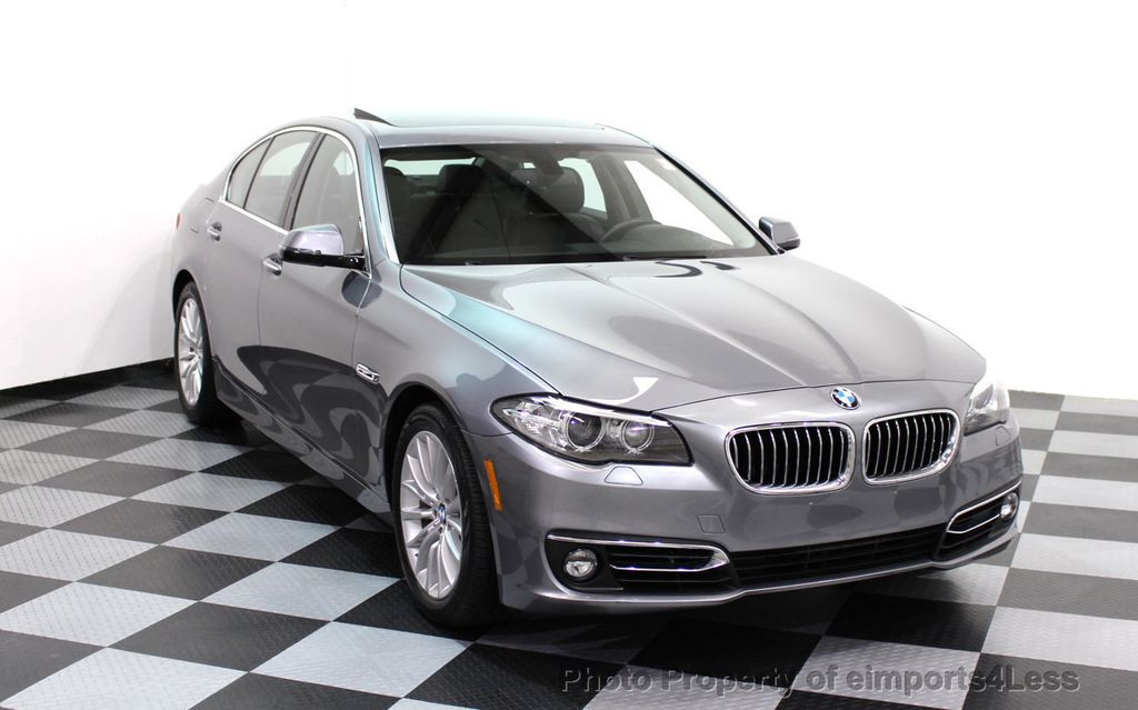 2014 BMW 5 Series CERTIFIED 528i xDRIVE Luxury Line AWD CAMERA NAVIGATION - 16816481 - 1